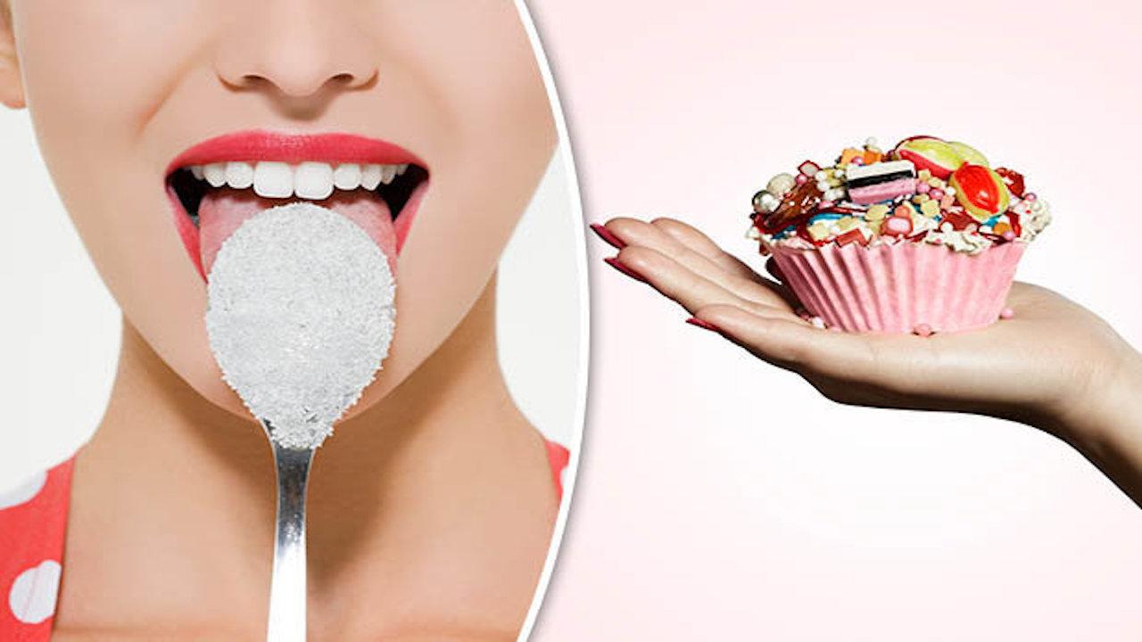 साखर, मीठ