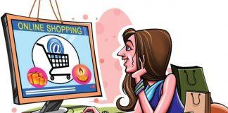 ऑनलाईन खरेदी