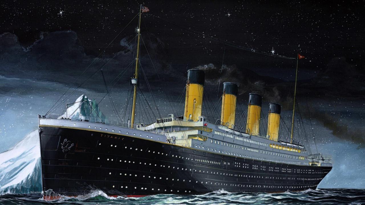 टायटॅनिक