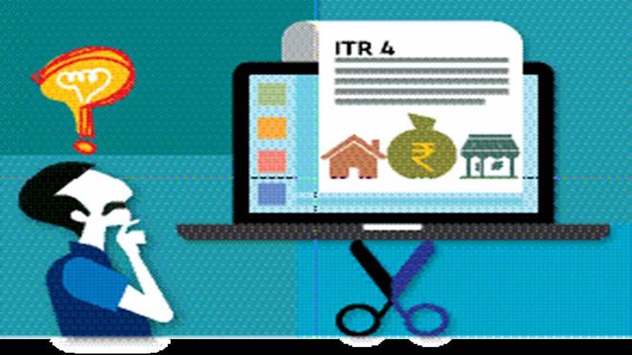 Presumptive Tax Scheme