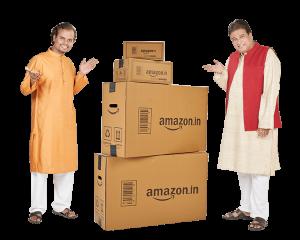 Amazon वर कसे सेल करायचे