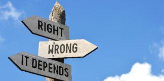 घेतलेला निर्णय चुकला असे वाटत असेल तर काय करावे