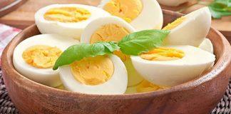 अंडी खाण्याचे फायदे