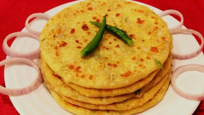 हरभरा डाळीचा पराठा रेसिपी harbhara dalicha paratha recipe