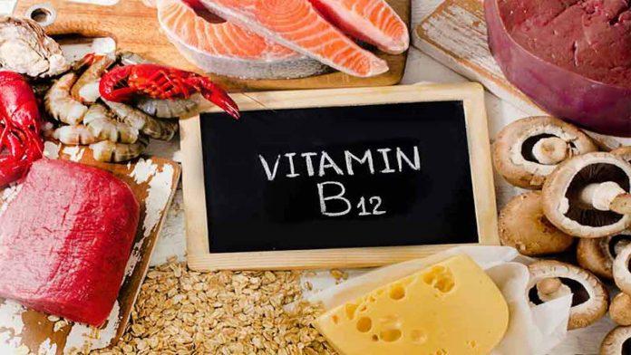 व्हिटॅमिन बी १२ च्या कमतरतेची लक्षणे आणि कारणे