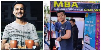 mba chai wala franchise in india