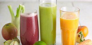 सौंदर्याबरोबरच आरोग्यदायी त्वचेसाठी फळांचे आणि भाज्यांचे रस